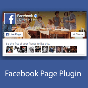 Facebook Page Plugin / Widget Setup